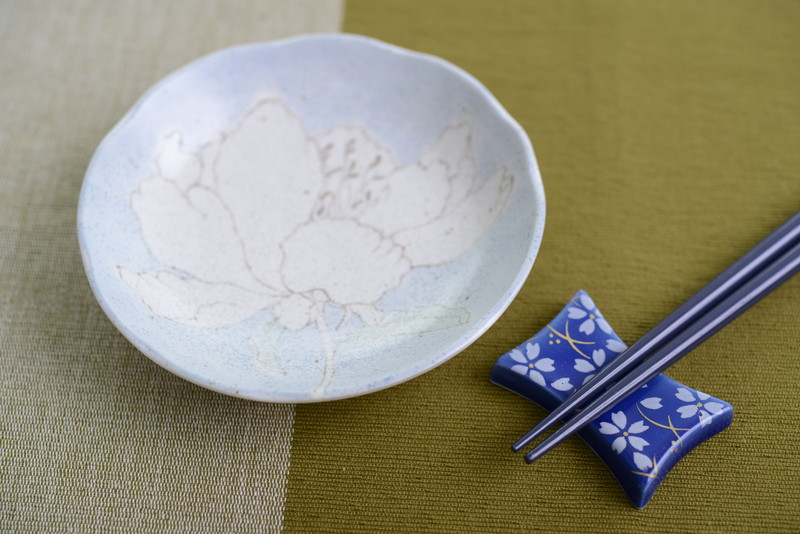 食器と箸置き
